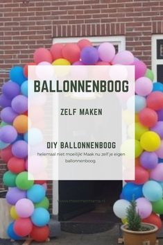 Charismatic Myself and a ballonnenboog is just not onerous in any respect! 30th Party, Diy Party, Crafts To Do, Crafts For Kids, Diy Crafts, Balloon Arch, Balloons, 30th Birthday, Birthday Parties