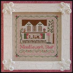 COUNTRY COTTAGE NEEDLEWORKS - The Needlework Shop