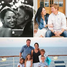 chip and joanna gaines on their honeymoon chip joanna gaines fixer upper pinterest. Black Bedroom Furniture Sets. Home Design Ideas