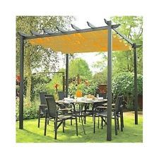 Pergola Gazebo Canopy Outdoor BBQ Sun Shade Cover Awning Patio Deck Grill Tent #free shipping  sc 1 st  Pinterest & 10x10 Canopy Tent Gazebo Shade Shelter BBQ Parties Deck Patio ...