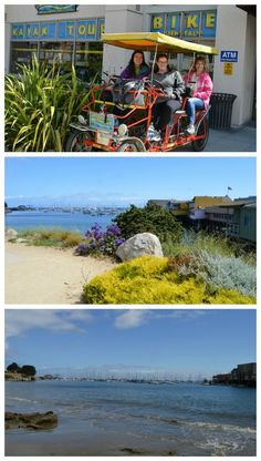 Cannery Row Monterey California A Family Travel Destination