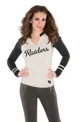 Oakland Raiders Women's Sport Envy Top - by Alyssa Milano $39.99 http://www.fansedge.com/Oakland-Raiders-Womens-Sport-Envy-Top---by-Alyssa-Milano-_240146593_PD.html?social=pinterest_pfid67-20537