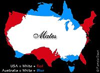 17 best adu australian greeting cards images on pinterest australian mates greeting cards are a fun way to show people with this map card how m4hsunfo