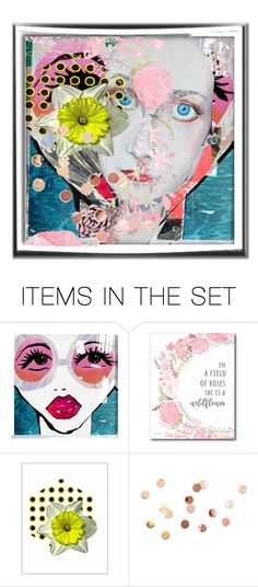 """Geen titel #33475"" by lizmuller ❤ liked on Polyvore featuring art"