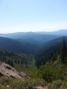 Hot, Sweaty Climbs and Long, Leafy Descents on the #PCT