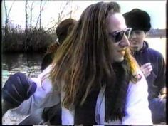 Mother Love Bone - Boat (Photoshoot) good shots of Stone in this one