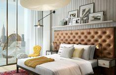 The Top 60 Luxury Hotel Openings of 2016. TravelPlusStyle.com Williamsburg Hotel Brooklyn