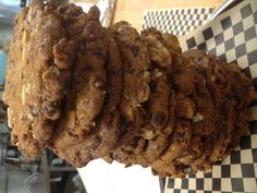 The Black Rooster Bakery Chocolate Walnut Pecan Cookies