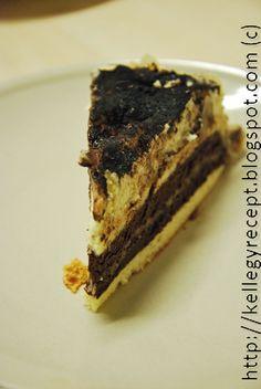 Mondanám, hogy E80, Auguszt Elemér híres születésnapi tortája, de nem az. Viszont annak a nyomán készült el, és nagyon finom. A recept a...