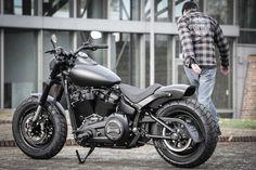 Fat Bob FXFBS Milwaukee-Eight Harley Fat Bob, Harley Davidson Fat Bob, Harley Softail, Mr Pepper, Victory Motorcycles, Harley Bikes, Motorcycle Bike, Cool Trucks, Tattoo