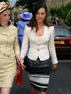 6/4/2005: Wedding of Hugh Van Cutsem & Rose Astor (Burford, Oxfordshire)
