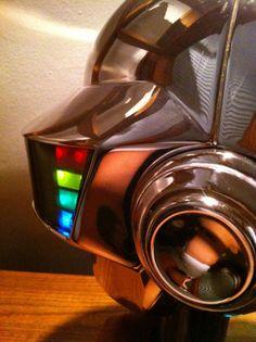 Achetez la réplique du masque des Daft Punk #DaftPunk