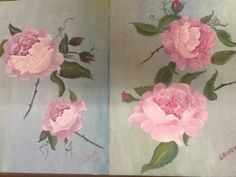 Roses by Caren. Sold