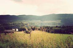 Jamtland, Sweden. John Gustaf Ivarson came from here.   © Louise Eberhardt