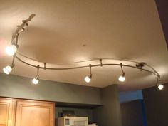 track lighting for kitchen ceiling. Track Lighting For Kitchen Ceilings   Enhancing The Room Size Ideaz Ceiling T