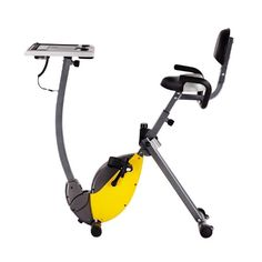 Idachi X-Bike Sandaran ID 238 Kuning