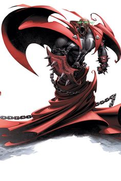 Spawn by Clayton Crain