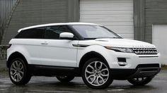 Chitra's Range Rover Evoque 2014