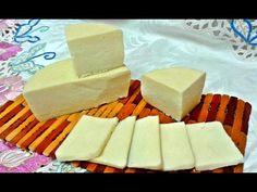 تحضير الفروماج بالخل مثل الذي يباع و بطريقة ناجحة 100% مع مطبخ ياسمينة - YouTube Cheddar, Bastilla, Food And Drink, Dairy, Cheese, Mat, Homemade Cheese, Goat Milk, Brioche