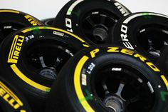 Pirelli extends F1 tyre contract to 2016