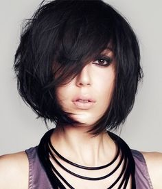 messy bob with long fringe.   Best, Noblesville, Hair, Salons, G Michael Salon, Noblesville Hair Salons, Celebrity, HAIR, Beauty, Haircuts, Top, Carmel, Indiana, Indy, Indiana, Top, Waxing, Brazilian Keratin, Best Hair Extensions, J Beverly Hills, Hairstyling, Hair Stylist, Hairstylist, Hairstylists, Indianapolis, BEST, Schwarzkopf, Hair Color, Vidal Sassoon, Aveda Trained, g.michael.salon, Fishers, Nobesville, Zionsville, IN, Carmel, Muncie, Seymour, Manicures, Pedicures