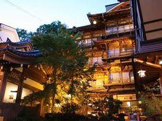 渋温泉(長野県)