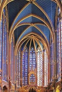 If you're visiting Paris, a concert at Sainte-Chapelle is a must-do.  This site includes a link to scheduled concerts.
