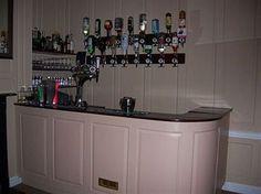 Bowlish House bar