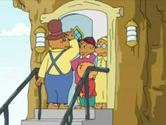 The Berenstain Bears - The Big Election (1-2) Good introduction for voting lesson