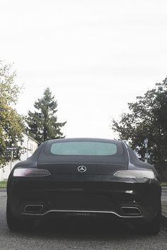 fullthrottleauto:  Wet back. by fabianbaege(#FTA)Mercedes-AMG GT S - Karlsruhe    my car… dreaming again