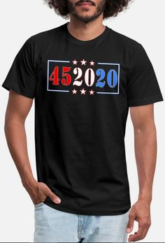 452020 Trump 45 in 2020 Trump President Again Unisex Jersey T-Shirt ✓ Unlimited options to combine colours, sizes & styles ✓ Discover T-Shirts by international designers now! Business Casual Men, Men Casual, Winter Outfits Men, Men's Wardrobe, Leather Men, Leather Jackets, Memorial Day, Tee Shirts, Menswear