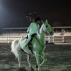 Maryam bint Mohammed bin Rashid Al Maktoum (1ª). Vía: maryam_mrm