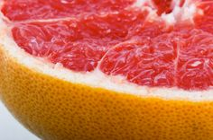 Grapefruit- my most favorite essential oil!