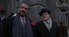 89' Batman Harvey Dent Played By : Billy Dee Williams
