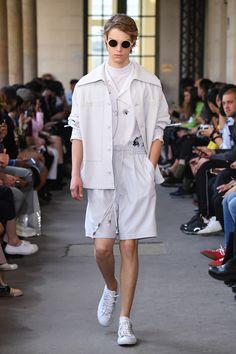 Christian Dada Spring 2019 Menswear Fashion Show Collection: See the complete Christian Dada Spring 2019 Menswear collection. Look 6