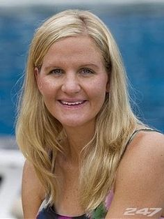 Kirsty Coventry proved to be a bright spot for her native Zimbabwe when she won a gold, silver, and a bronze in Beijing at a time when that country was embroiled in political and social turmoil.