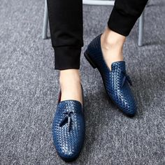 7b315510192 Anyaman Men Loafers For Summer. FanFreakz