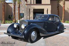 Figoni Falaschi Rolls-Royce Phantom II Continental Pillarless Berline 1932