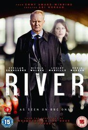 RIVER - John River is a brilliant police inspector whose genius lies side-by-side with the fragility of his mind. He is a man haunted by the murder victims whose cases he must lay to rest.