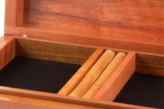 Buy Deloraine Burl Myrtle Two-Layer Jewellery Box | Australian Woodwork
