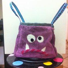 LaSteB ChalkBag: Father chalk bag for boulder