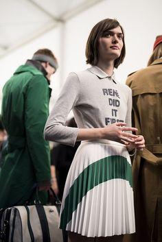 Lacoste automne-hiver 2015-#pixiemarket @pixiemarket #fashion