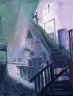 Stairs 2 William Wray