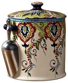 Cubitera de cerámica