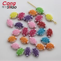 200pcs 13*9.5mm random mixed colors oval Acrylic Beads connection Beads For DIY Jewelry Beads ZZ396