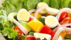 letni bramborovy salat Cobb Salad, Food, Essen, Meals, Yemek, Eten