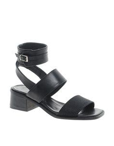 ASOS PREMIUM FAVOURITE DAY Leather Sandals