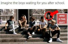 Dumb Fanfic Moment. Omg ive seen this soooo many times and ive never even noticed that guy until now... like wuttttt