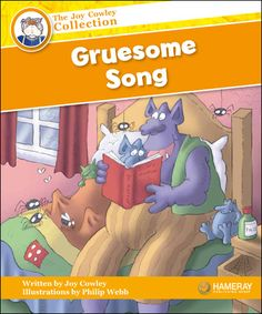 $5.95 Gruesome Song - Part of the Orange Series: Billy Gruesome is sick. He needs an ogre song to make him better!