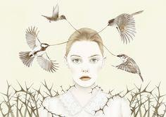 Madame Lolina- Fly like a bird